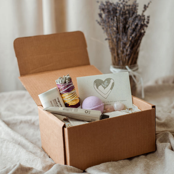 Simply Organic Self Love Charity Box