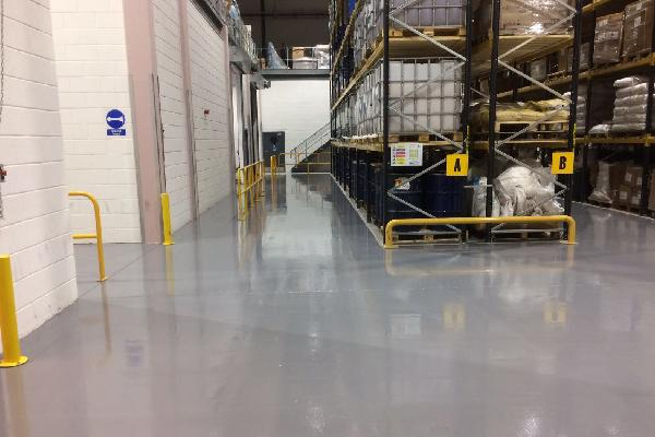 Warehouse Floor Paints and Primers