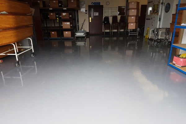 Hygienic Epoxy Floor Paint