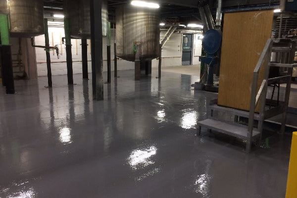 Chemical Resistant Floor Paint