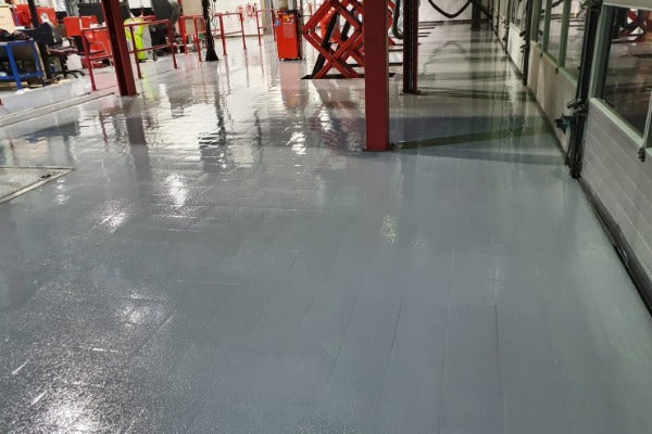 Coloured Epoxy Resin Tile Sealer