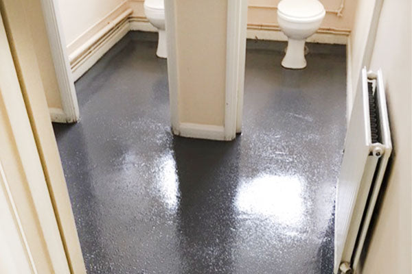 Bathroom Epoxy Floor Paint
