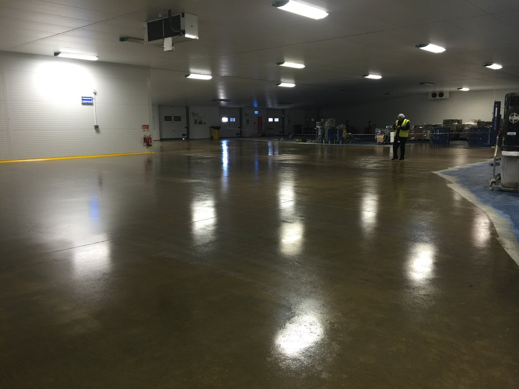 Water-Based Concrete Primer - Epoxy