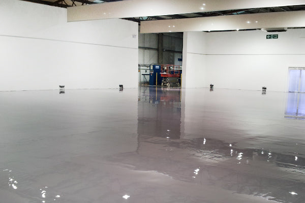Coloured Polyurethane Floor Sealer - UV Stable