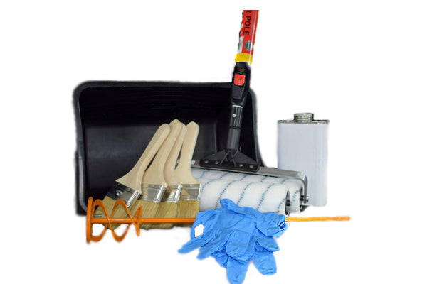 Double Garage Floor Painting Bundle- Epoxy - Covers 60sq.m