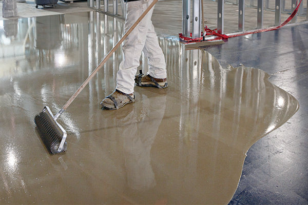 Heavy Duty Self-Levelling Cement Screed