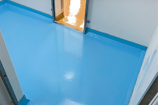 Kennel & Cattery Epoxy Floor Paint
