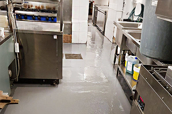 Commercial Kitchen Floor Painting Bundle - 20sq.m