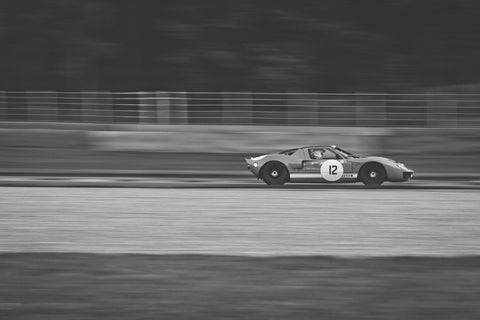 Chasing GT40s