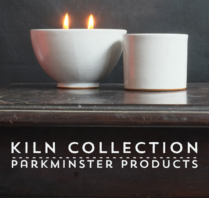 Kiln Collection - Parkminster's beautful scents in hand thrown pottery