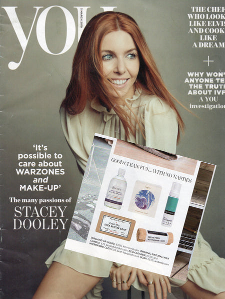 Spotted - You Magazine - March 2019