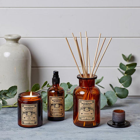 Parkminster Apothecary Collection Scented Candles Reed Diffusers Room Sprays
