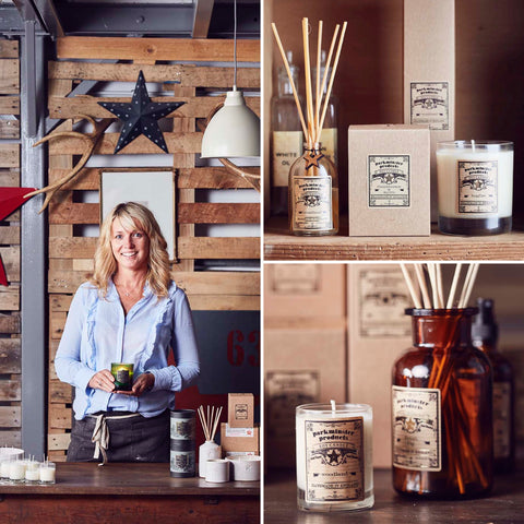 Krystyna Patey - Parkminster Products - Scented Candle Manufacturer in Sussex