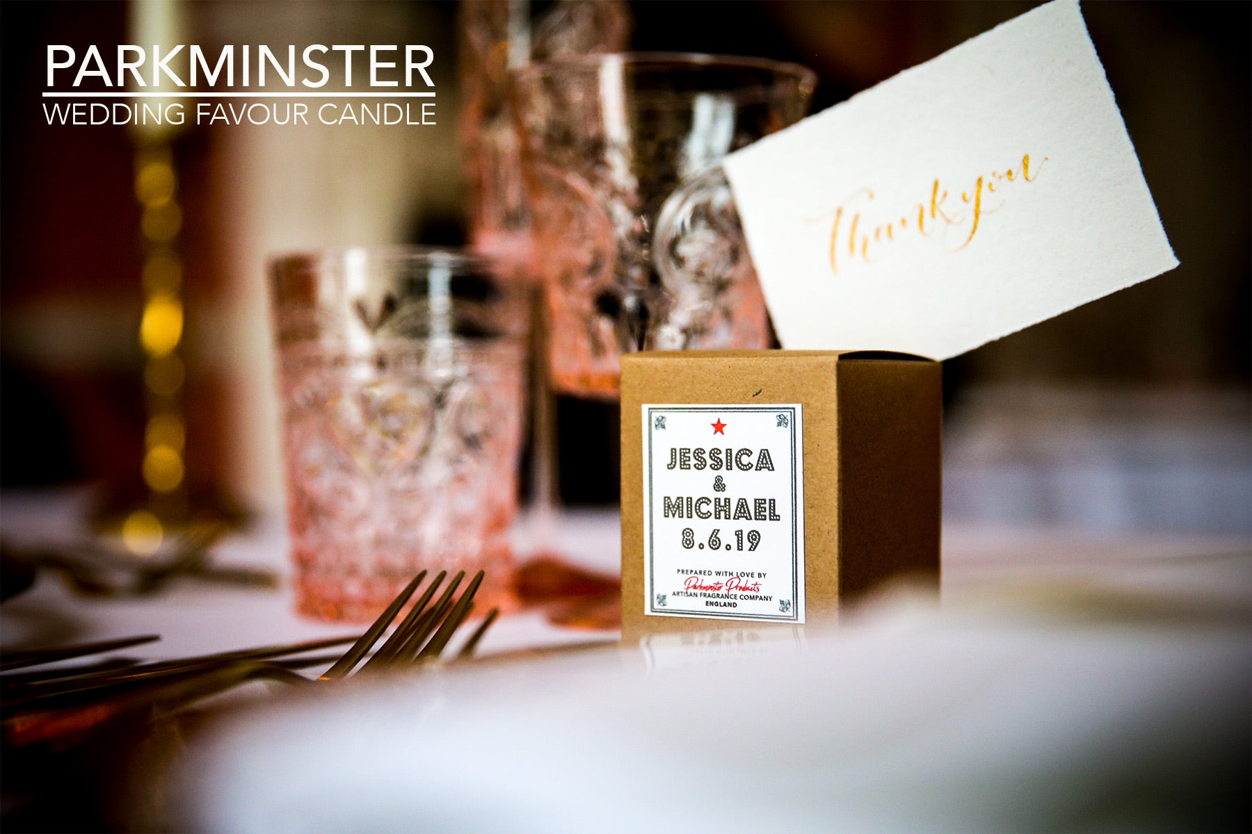 Parkminster Products - Scented Candles Reed Diffusers & Home