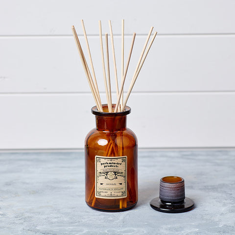 Apothecary Collection - Reed Diffuser (200ml) - Beautifully Scented Candles, Reed Diffusers for your home or office - Parkminster