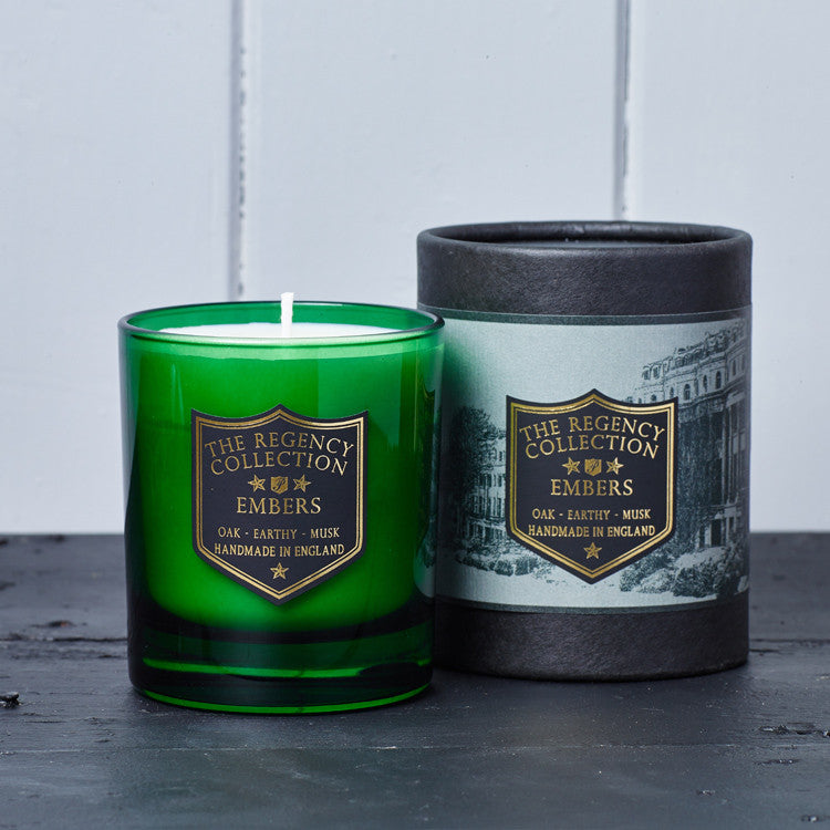 Embers Scented Candle - Regency Collection