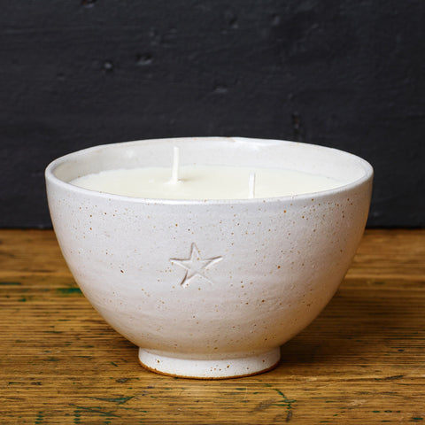 Ceramic Bowl Candle - Kiln Collection - Beautifully Scented Candles, Reed Diffusers for your home or office - Parkminster