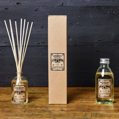 Reed Diffuser 100ml, Refill 200ml & Extra Reeds - Star Collection - Beautifully Scented Candles, Reed Diffusers for your home or office - Parkminster