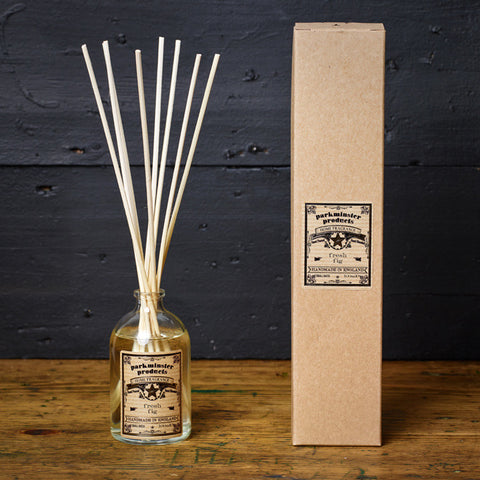 Parkminster Reed Diffuser - 100ml - Naturally Scented Room Diffuser with Natural Base and Essential Oils
