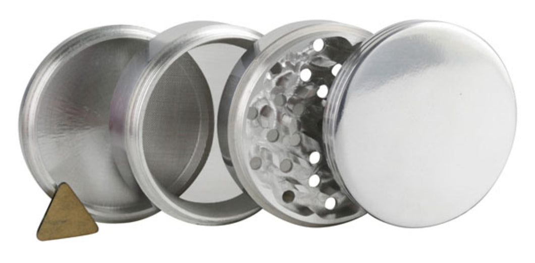 4pc Metal Grinder w/ screen