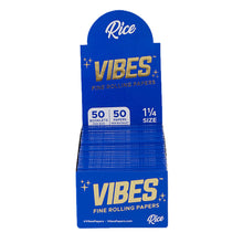 Load image into Gallery viewer, VIBES Rolling Papers - 50pk