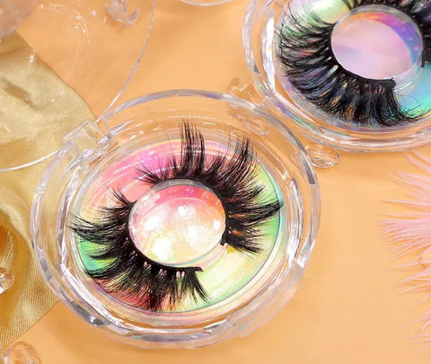 Holographic Lashes