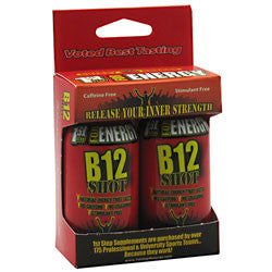 1st Step for Energy B12 Shot