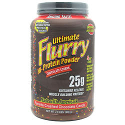 Advance Nutrient Science Ultimate Flurry Hi-Protein Powder