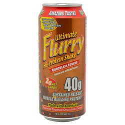 Advance Nutrient Science Ultimate Flurry Hi-Protein Shake