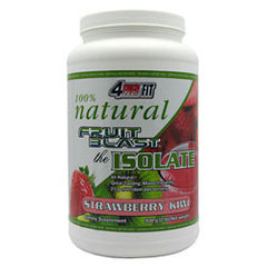 4Ever Fit 100% Natural Fruit Blast the Isolate