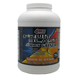 4Ever Fit Fruit Blast the Whey Gainer