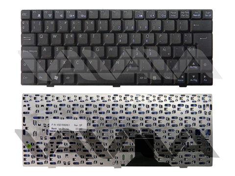 Teclado Asus Eee PC 1000 Series