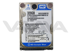 Disco Duro Western Digital Scorpio Blue de 320GB