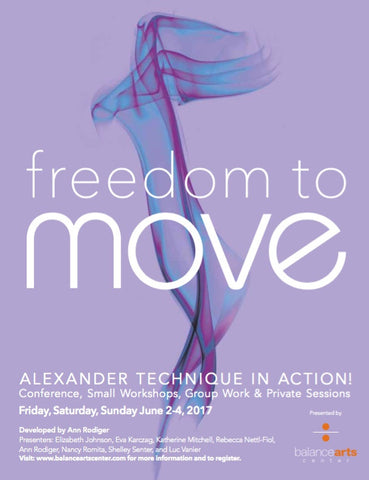 Freedom to Move: 2017