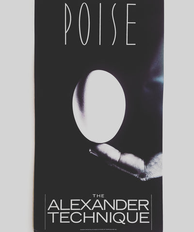 Poise: Alexander Technique Poster