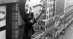 Guts, Girls, and Glasses: The Daredevil Genius of Harold Lloyd