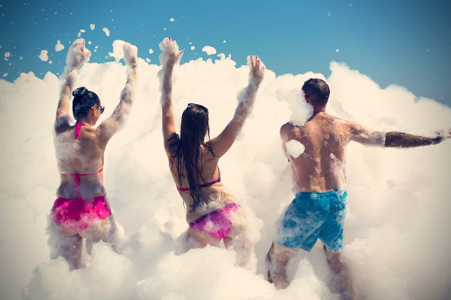 Foam Party Themes & Event Ideas