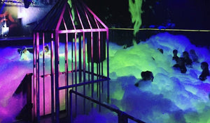 UV Glow Party Foam Machine Solution