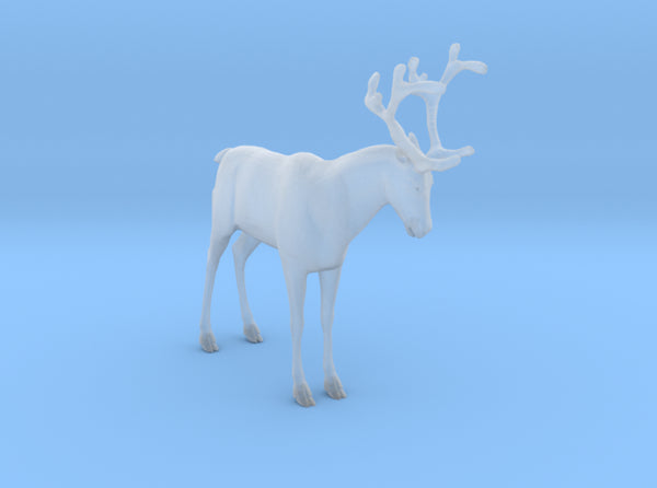 Reindeer Standing Small 3d printed