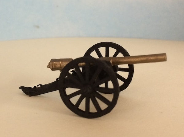 Civil War Cannon 3d printed