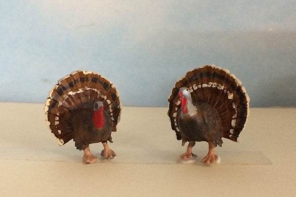 Tom Turkey Set