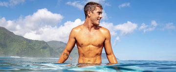 Pro Big Wave Surfer, Koa Rothman, Joins the Blenders Entourage