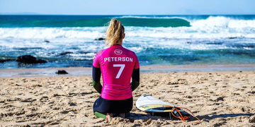 Breaking Through: Lakey Peterson WSL Tour Update