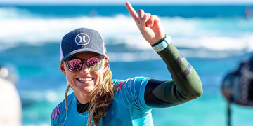 Breaking Through #4: Lakey Peterson Wins Margaret River Pro
