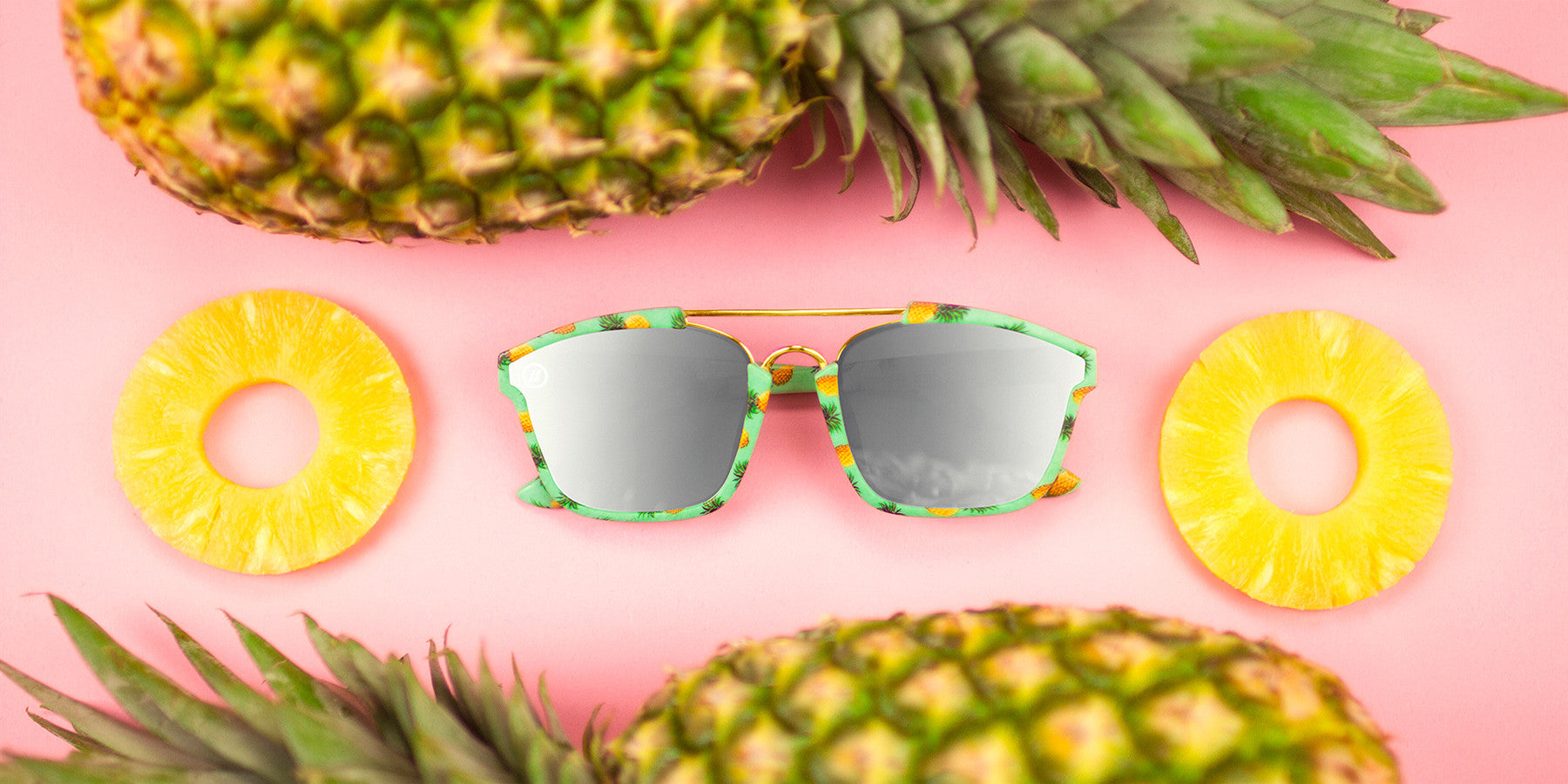 Product Spotlight: Blenders Pineapple Express and Merica Sunglasses