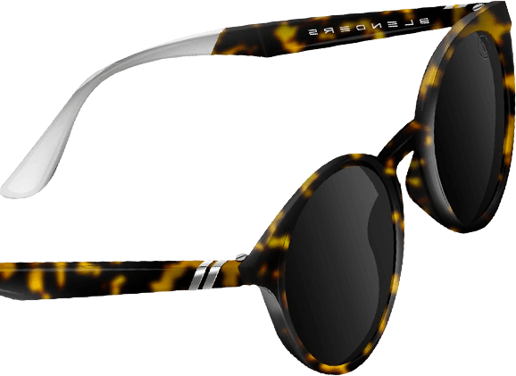 Lakey 7 sunglasses with black lenses