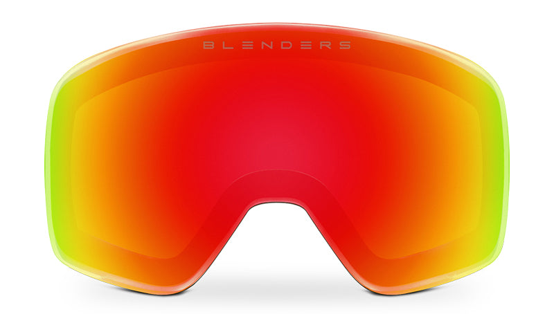 Sierra Red | Frameless Lens