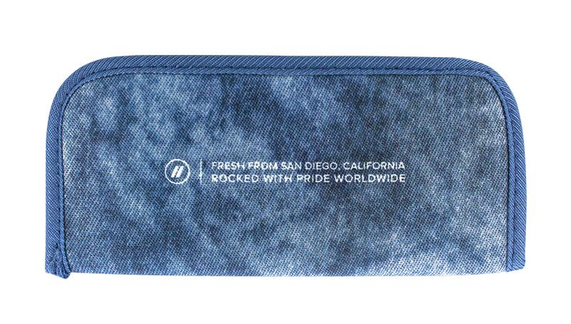 Soft Pouches - DENIM SOFT POUCH