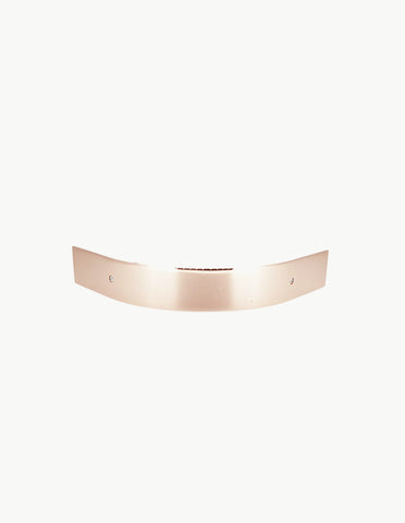 Rose Gold Barrette 077 - Dream Collective