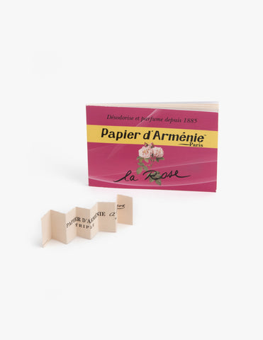 Papier d'Arménie Incense Booklet - Dream Collective